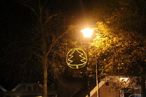 winterverlichting dorp Hellendoorn vernieuwd