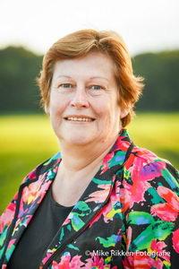 Lisette Engel, secretariaat OH